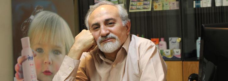 از صندلی چرخ دار تا چرخ های صنعت ایران
