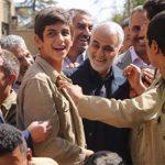 مقاومت در دو جبهه، پیام خون سردار شهید سلیمانی